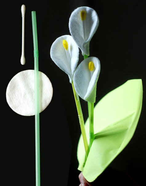 Подарок на 8 марта цветы своими руками фото 294